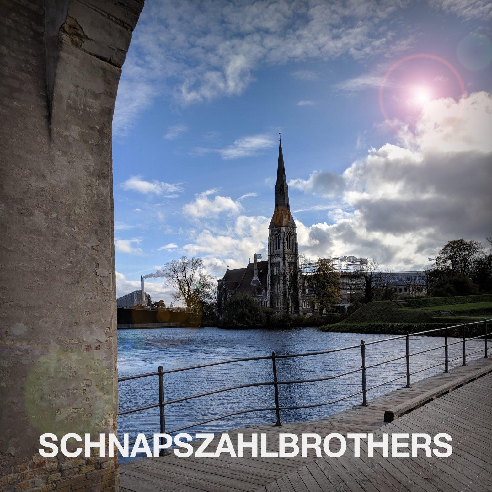 Bild einer Kirche in Kopenhagen